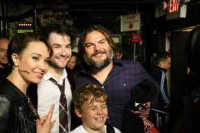 RT School of Rock @SoRmusical: Worlds are colliding & minds are being blown today at #School...