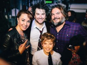 "RT broadway.com @broadwaycom: #JackBlack sees @SoRmusical for first time, calls it a ""Broadway ..."