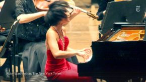 RT New York Times Arts @nytimesarts: Lang Lang and Yuja Wang, Stars From China, at Carnegie Hall htt...