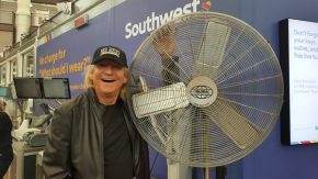 Reloaded twaddle – RT Joe Walsh @JoeWalsh: Joe and his biggest FAN 😄 https://t.co/HD8gP...