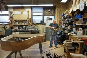 Reloaded twaddle – RT @designboom: artisanship and craft: inside the @Steinway...