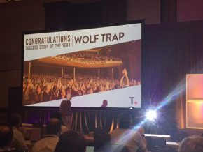 "Reloaded twaddle – RT @Wolf_Trap: Thanks to our fans & partners, #wolftrap won ""succes..."