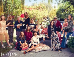 Reloaded twaddle – RT @StellaMcCartney: These people 😍❤ x Stella@PORTERmagazine #Stel...