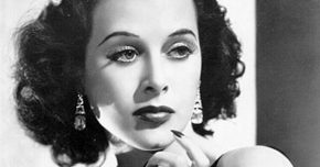 Reloaded twaddle – RT @brainpicker: 75 years ago today, Hedy Lamarr patented the technology without...