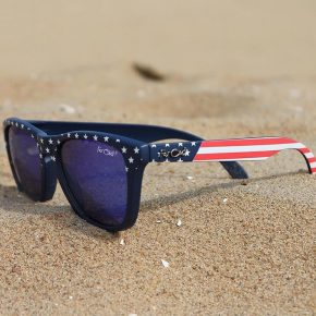Reloaded twaddle – RT @MiIitaryUSA: July 4th shades, $5 for every pair sold goes to support our wou...