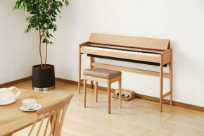 Reloaded twaddle – RT @designboom: @Roland_US creates kiyola kf-10 digital piano with wood by @K_Ne...