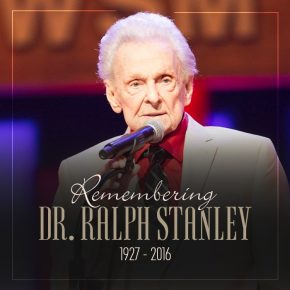 Reloaded twaddle – RT @opry: Thank you, Dr. Ralph Stanley, for the wonderful Opry memories and for ...