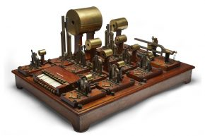 Reloaded twaddle – RT @reaktorplayer: Helmholtz Sound Synthesizer. Max Kohl. Germany, 1905 : https:...
