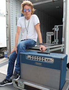 Reloaded twaddle – RT @MesaBoogie: @DominicMiller1, here with his LoneStar, has recorded, toured, &...