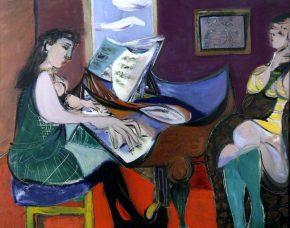"Reloaded twaddle – RT @MenschOhneMusil: Ceri Giraldus Richards  , "" The Pianist "",  1948...."