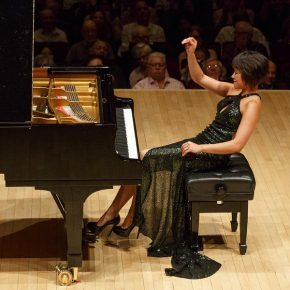 Reloaded twaddle – RT @carnegiehall: Watch and listen to @YujaWang's May 14 #CarnegieHall recital o...