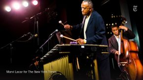 Reloaded twaddle – RT @nytimesarts: Bobby Hutcherson, one of the most admired vibraphonists in jazz...
