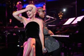 Reloaded twaddle – RT @itstonybennett: Join me with Stevie Wonder, @ladygaga and many many more at ...