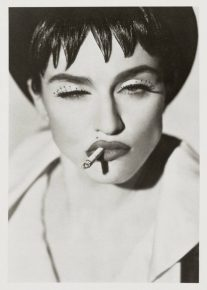 Reloaded twaddle – RT @mfaboston: .@herbritts, known for his bold images of supermodels and celebri...