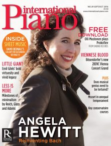 Reloaded twaddle – RT @IP_mag: .@HewittJSB speaks to IP about recording Bach's Goldberg Variations ...
