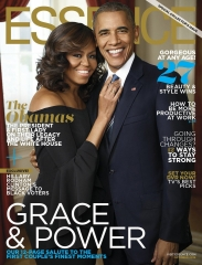 Reloaded twaddle – RT @Essence: We're saluting @POTUS & @FLOTUS in a historic Oct. issue. P...