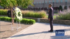 Reloaded twaddle – RT @cspan: President Obama at the #Pentagon #September11 Remembrance Ceremony ht...