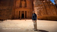 Reloaded twaddle – RT @nytimes: President Obama, the ultimate tourist, ticks down his bucket list h...