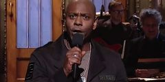 """Reloaded twaddle – RT @HuffingtonPost: Dave Chappelle wishes """"internet troll"""" Donald Trum..."""