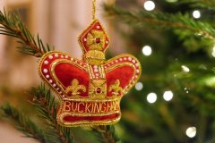 Reloaded twaddle – RT @RoyalFamily: It's beginning to look a lot like Christmas at Buckingham Palac...