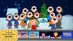 Reloaded twaddle – RT @GMA: 'A Charlie Brown Christmas' premiered on this day 51 years ago!Cc: @S...