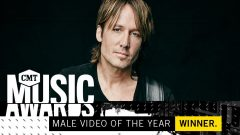"Reloaded twaddle – RT @CMT: Male Video of the Year goes to... @KeithUrban, ""Blue Ain't Your Co..."