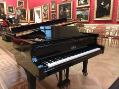 Reloaded twaddle – RT @thepiano_movers: @Fazioli_Pianos 212 delivery to @WallaceMuseum #piano #pian...