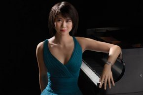 Reloaded twaddle – RT Wolf Trap @Wolf_Trap: .@YujaWang knows how to make some music magic! See her l...
