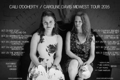 Reloaded twaddle – RT @caroenildavis: THIS w/ @cailimusic in about 1 month! #Ohio #Indiana #Illinois...